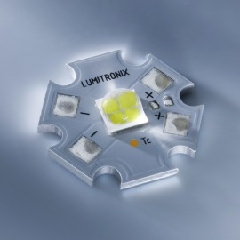 Cree XHP50 SMD-LED, with PCB (Star), 1120lm, 2700K, CRI 80