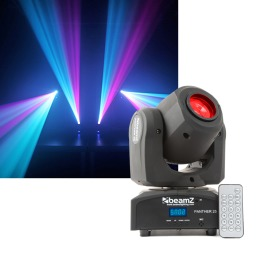 BeamZ Panther 25 Led Spot LED Moving Head