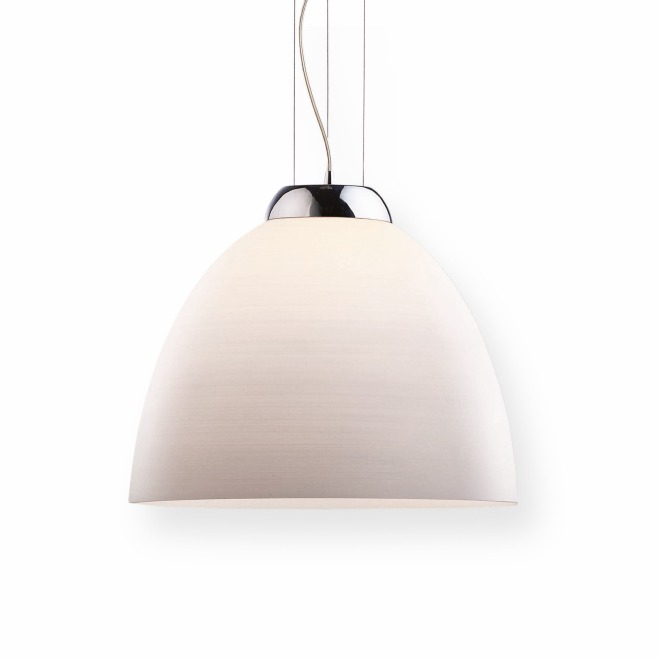 Ideal Lux TOLOMEO SP1 D40 BIANCO pendant light