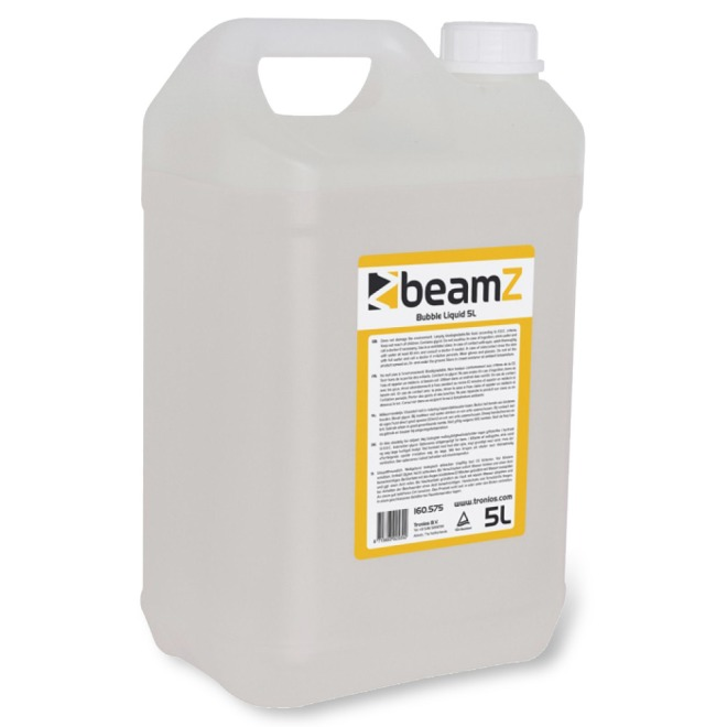 BeamZ Bubble Liquid 5L