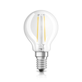 Osram LED SUPERSTAR FILAMENT clear DIM CLP 25 3.3W 827 E14