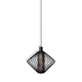 Wever & Ducré Pendant Light Wiro Diamond black