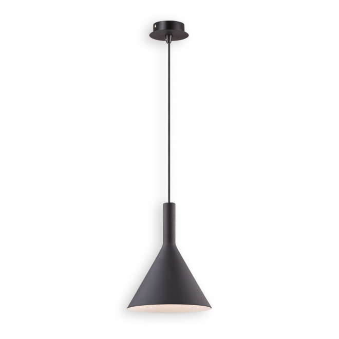 Ideal Lux COCKTAIL SP1 SMALL NERO lampe suspendue