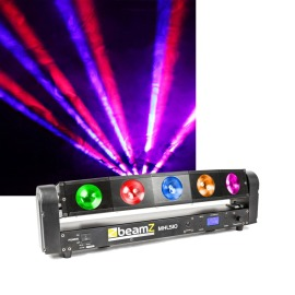 BeamZ MHL510 LED Color Sweeper 5 x 10W Quad