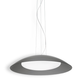 Ideal Lux LENA SP3 D64 GRIGIO pendant light