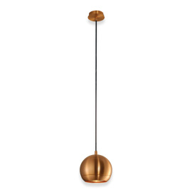 SLV LIGHT EYE pendant light copper