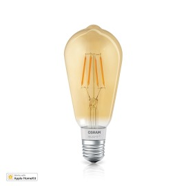Osram SMART+ APPLE HOME KIT  FIL EDISON60 E27 DIM Amber Coating