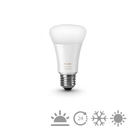 Philips Hue LED E27 White Ambiance upgrade  9,5W image