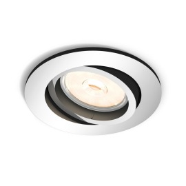 Philips myLiving LED Downlight Donegal rond chrome