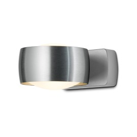 OLIGO LED Wall Light GRACE CRI90 Brushed Aluminium