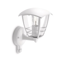 Philips myGarden Wall Light Creek, white, Motion Detector