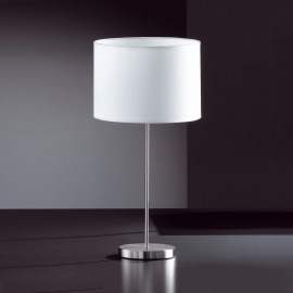 Fischer & Honsel Lampe de Table Loft blanc