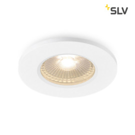 SLV Kamuela LED-Downlight 3000K 7cm weiß
