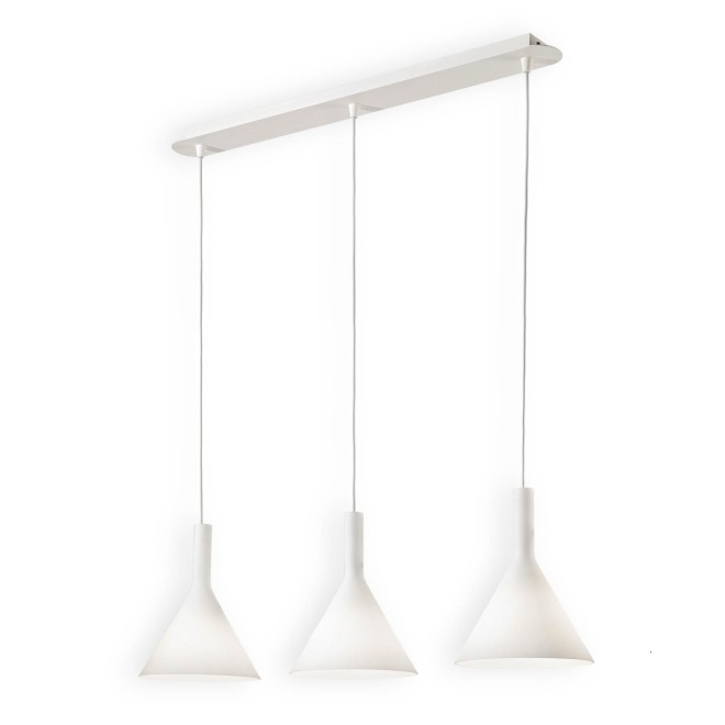 Ideal Lux COCKTAIL SB3 SMALL BIANCO lampe suspendue