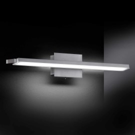 Honsel wall light Pare, 58 cm