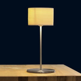 Steng LED Table Lamp TJAO 28.5cm nickel