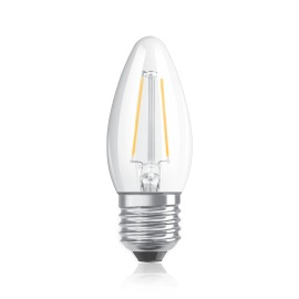 Osram LED STAR FILAMENT clear CLB 25 2.5W 827 E27 non-dim