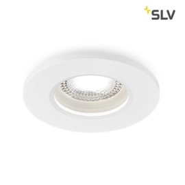 SLV Kamuela LED Downlight 4000K 10cm blanc