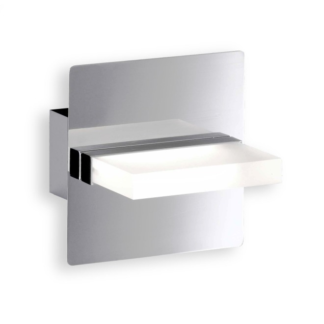 Fischer & Honsel wall light Sporto 1-flame