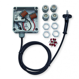 dot-spot power supply set 12V, 6W, IP66