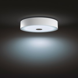 Philips Hue White Ambiance Fair LED Ceiling Light white, 3000lm, Dimmer Switch