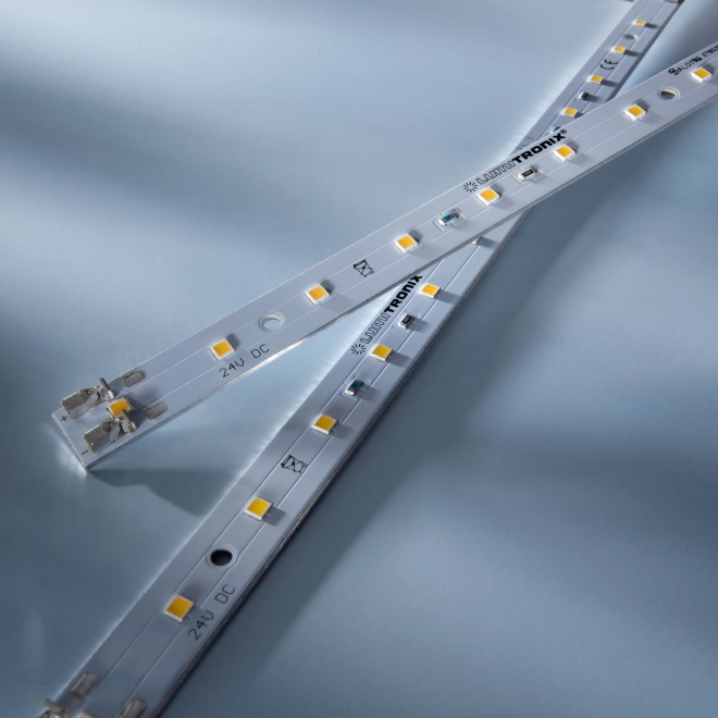 MaxLine14 LED strip, warm white, 810lm, 14 LEDs, 28cm, 350mA