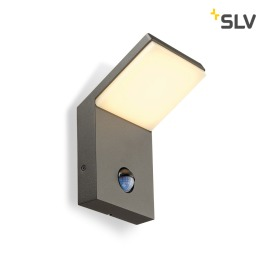 SLV ORDI LED wall light with sensor