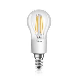 Osram LED STAR FILAMENT clear CLP 60 6W 827 E14 non-dim