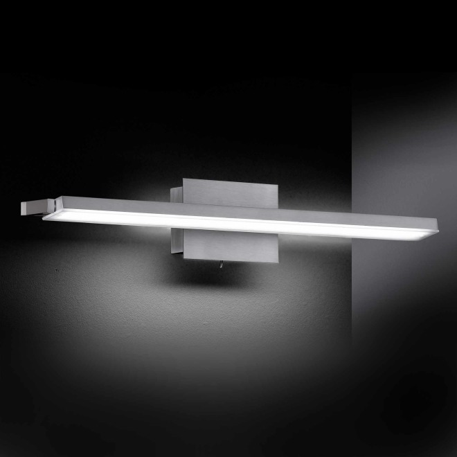 Fischer & Honsel wall light Pare, 58 cm