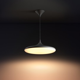 Philips hue Cher LED pendant light black