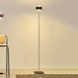Oligo LED Floor Lamp GRACE brown