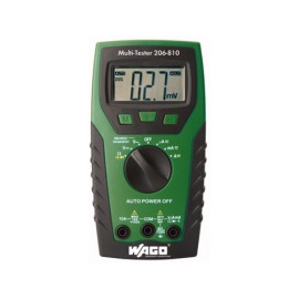 Wago 206-810 Digital Multimeter image