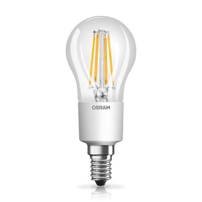 Osram LED RETROFIT DIM P40 5W E14 clear