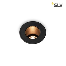SLV Triton Mini LED-Downlight schwarz