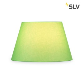 SLV Fenda Lampshade, Conical, D/H 45.5/28 cm, green