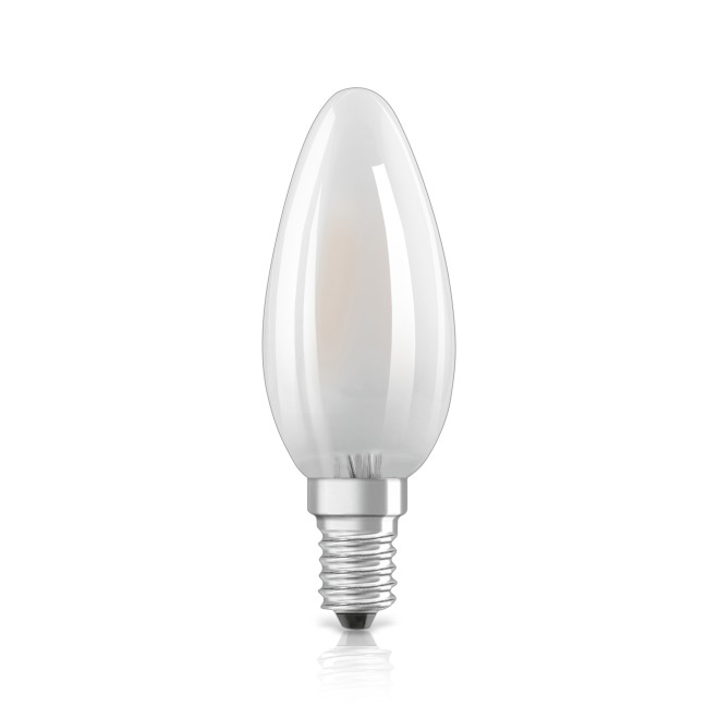 Osram LED SUPERSTAR RETROFIT matt DIM CLB 25 3,3W 827 E14