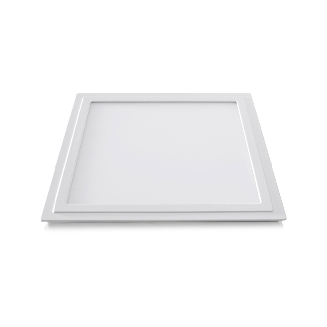 Lumego Gemma LED-Panel, weiß 31,8x31,8cm, warmweiß, 3000K