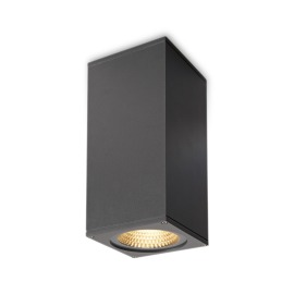 SLV Big Theo Flood Up/Down outdoor LED wall light anthracite