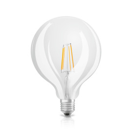 Osram LED STAR RETROFIT matt GLOBE125 100 non dim 10W 827 E27