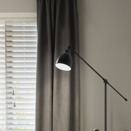 Ideal Lux NEWTON PT1 NERO floor lamp