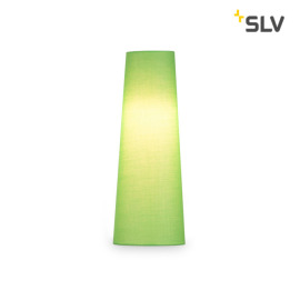 SLV Fenda Lampshade, Conical, D/H 15/40 cm, green