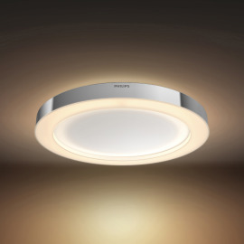 Philips Hue Adore LED Plafonnier chromé