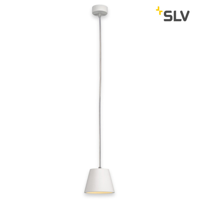 SLV PLASTRA Cone pendant light