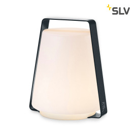 SLV Degano 18, Lampe LED Mobile à Batterie Rechargeable