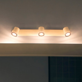 Philips Hue Adore LED Spot white, three-flame