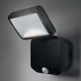 Osram Battery LED-Spotlight Single black