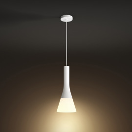 Philips Hue Explore Luminaire Suspendu blanc