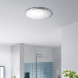Philips myBathroom LED Ceiling Light Guppy, 35cm, grey
