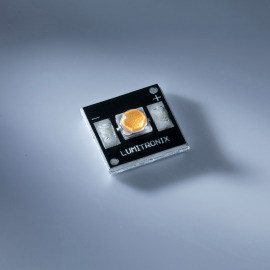 Nichia NVSW319AT SMD-LED with PCB (10x10mm), 415lm, 3000K, CRI 80