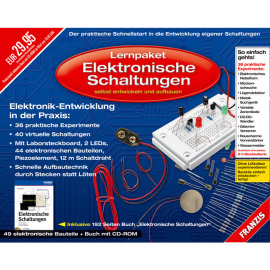 Book: Learning package Elektronische Schaltungen (german lan